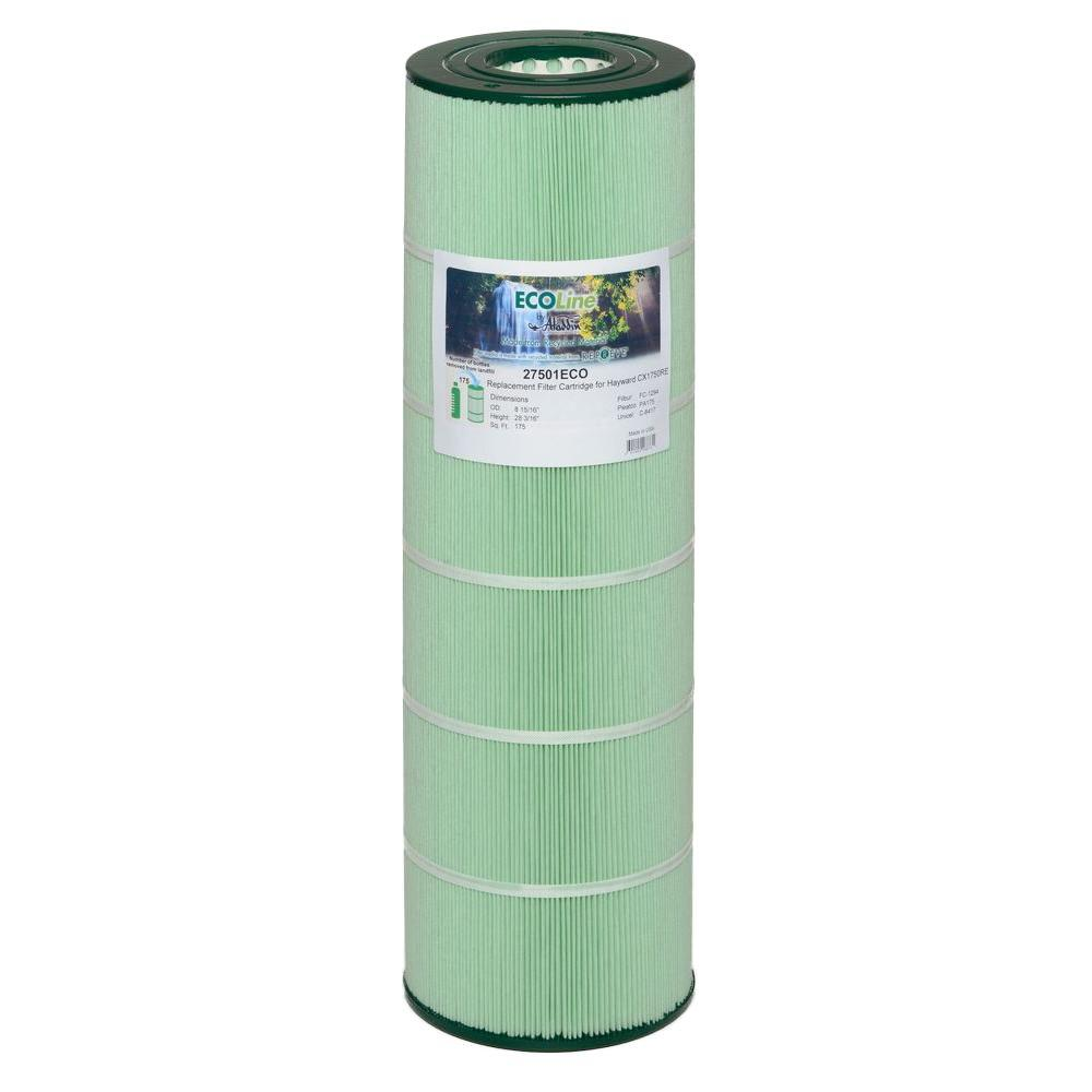 ECOLine 8.9 in. dia. Replacement Pool Filter Cartridge