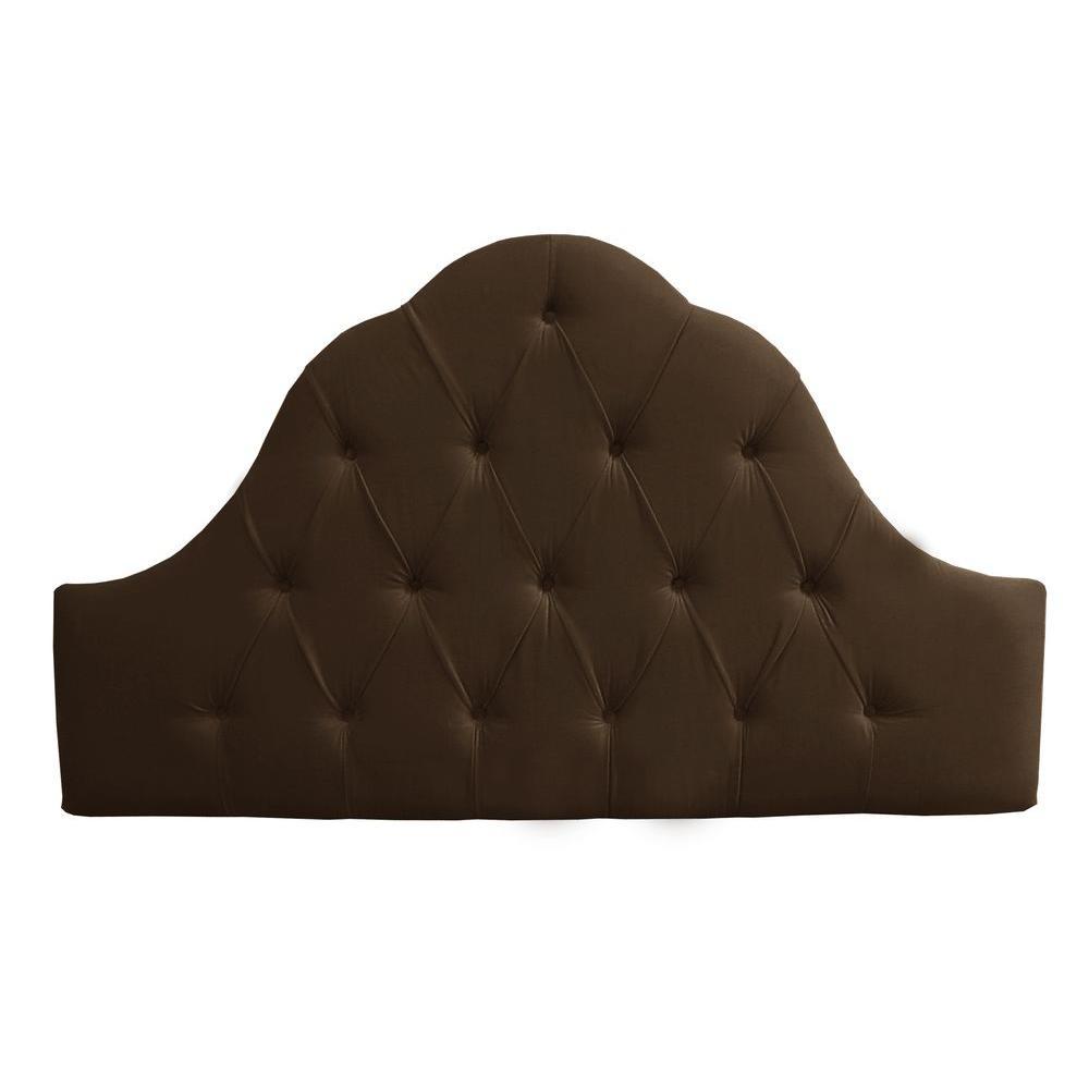 Montpelier Chocolate King Headboard