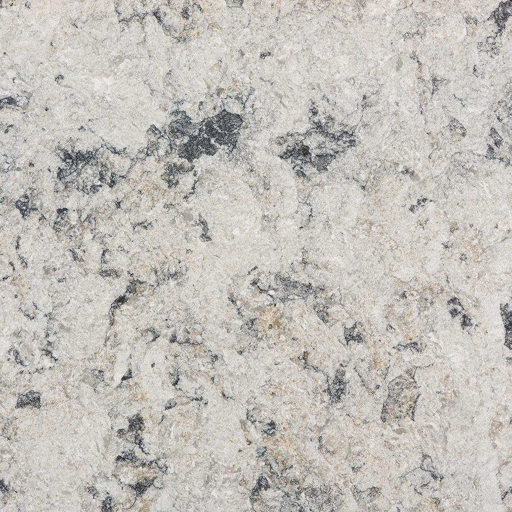 Quartz Countertop Sample In Urban Frost