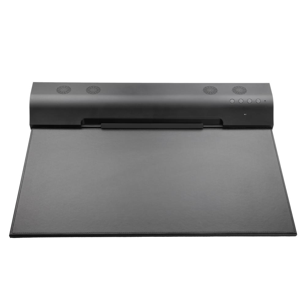 OMD, 19 in. x 24 in. 'Sound Bounce' Desk Pad with 4-Built...