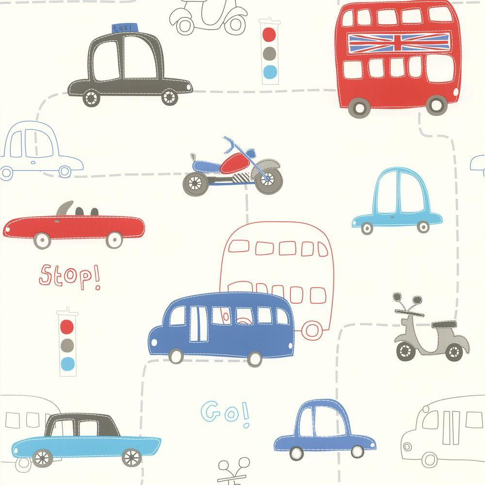Moto London Red British Autos Wallpaper