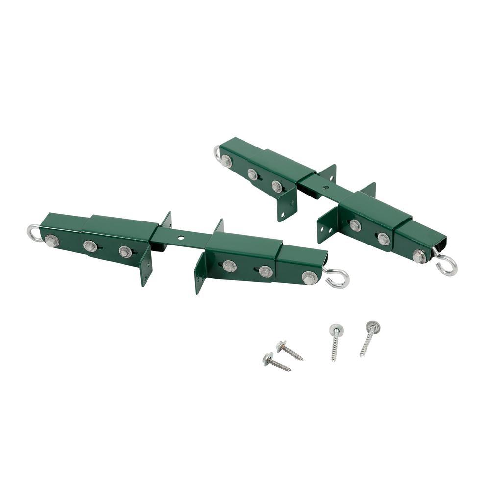Gorilla Playsets Adjustable Glider Brackets Pair 11 4026 P The