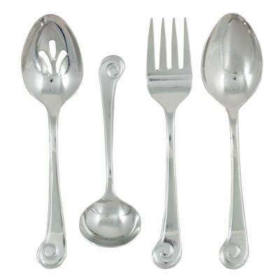 Sanibel Surf 4-Piece Hostess Set