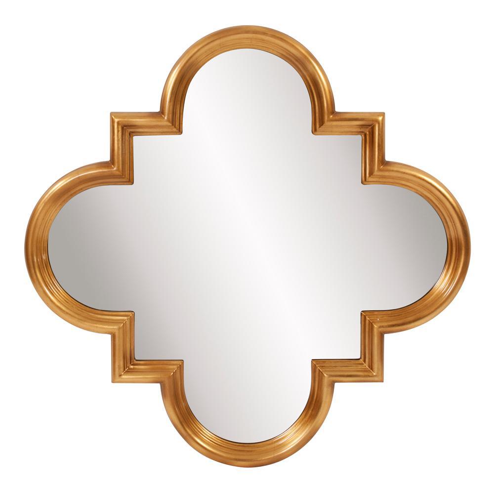 Ada Gold Mirror