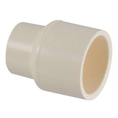 1 in. x 3/4 in. CPVC CTS Slip x Slip Reducing Coupling