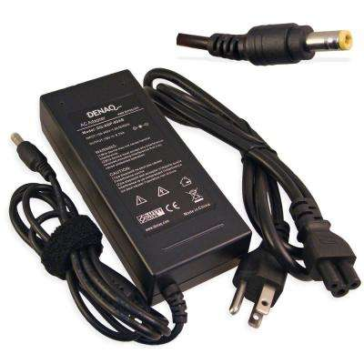 19-Volt 4.74 Amp 5.5 mm-2.5 mm AC Adapter for ACER ASPIRE and FERRARI Laptops