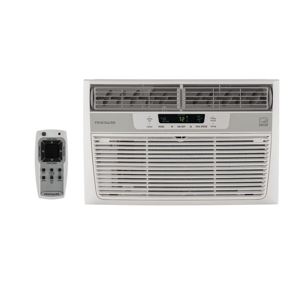 Frigidaire 6,000 BTU 115-Volt Window-Mounted Mini-Compact...