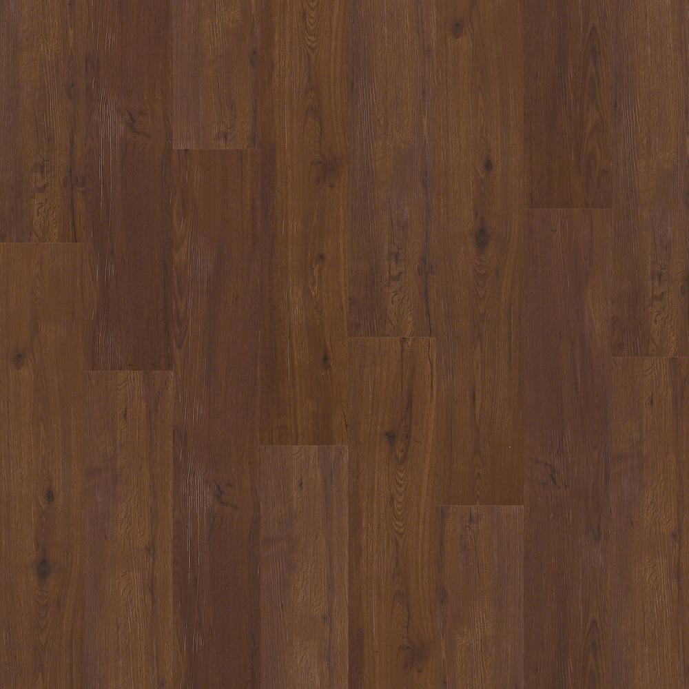 Shaw Manchester Click 6 in. x 48 in. Townsend Resilient Vinyl Plank Flooring (27.58 sq. ft. / case)