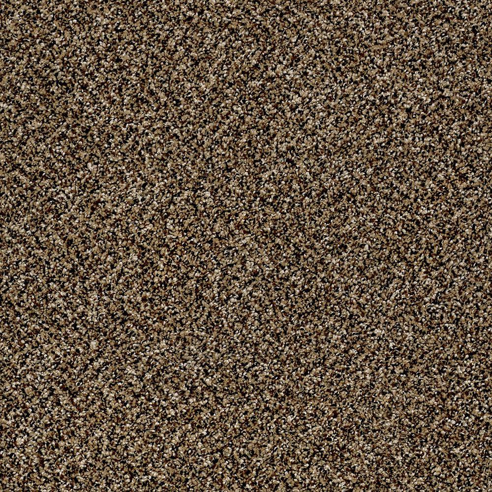 Carpet Sample - Wholehearted II - Color Hidden Treasure Twist 8 in. x 8 in.