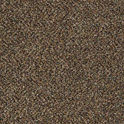 Carpet Sample - Wholehearted I - Color Hidden Treasure Twist 8 in. x 8 in.
