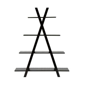 UPC 037732109114 Product Image For Home Decorators Collection Bookcases Black 4 Shelf Etagere HO0911