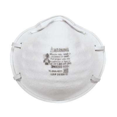 N95 Sanding and Fiberglass Respirator (40-Pack) (Case of 4)