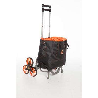 125 lb. Capacity Deluxe Folding Hand Truck and UpGrade Bag Combo