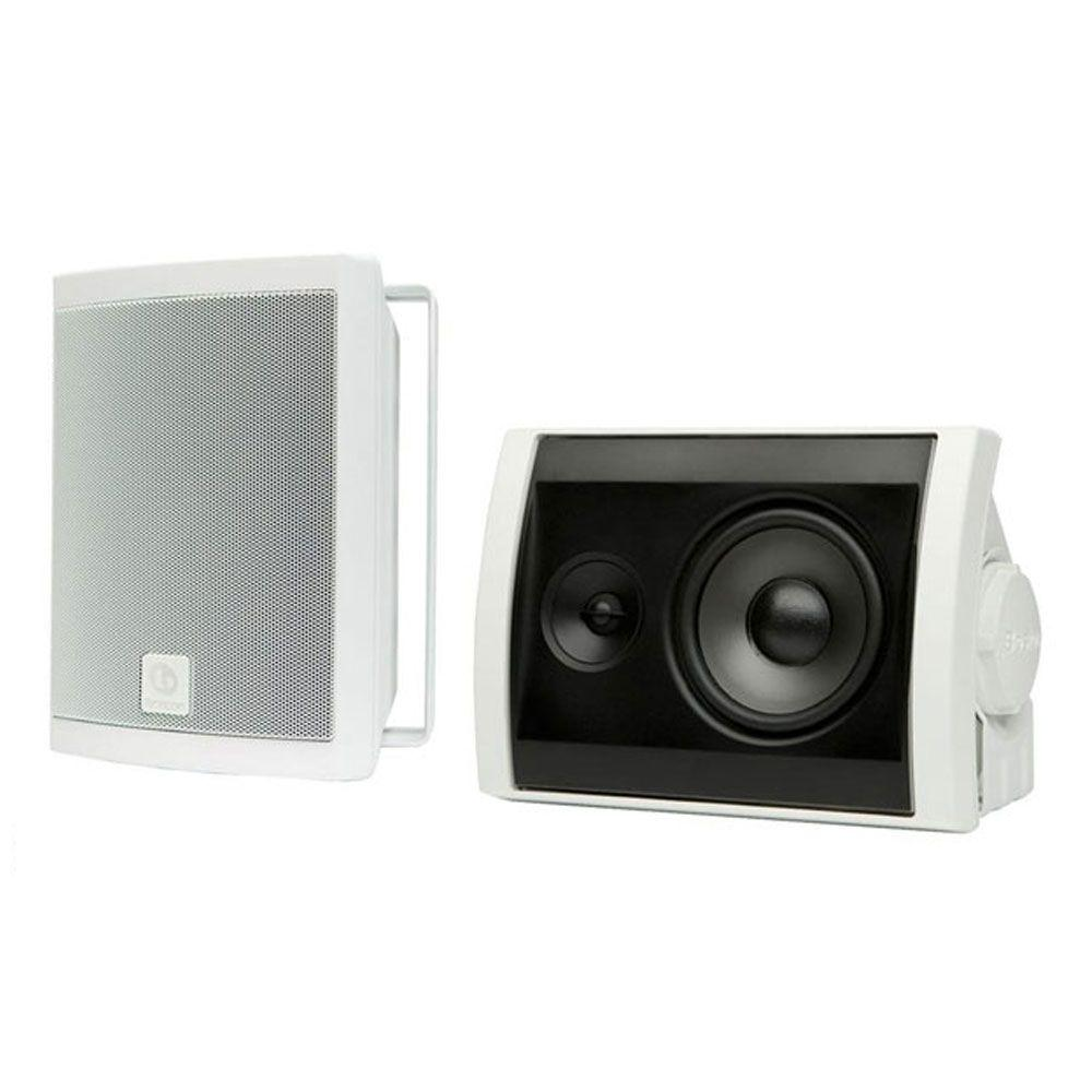 Boston Acoustics Voyager 70 2-Way Outdoor Speakers (Pair, White) -DISCONTINUED