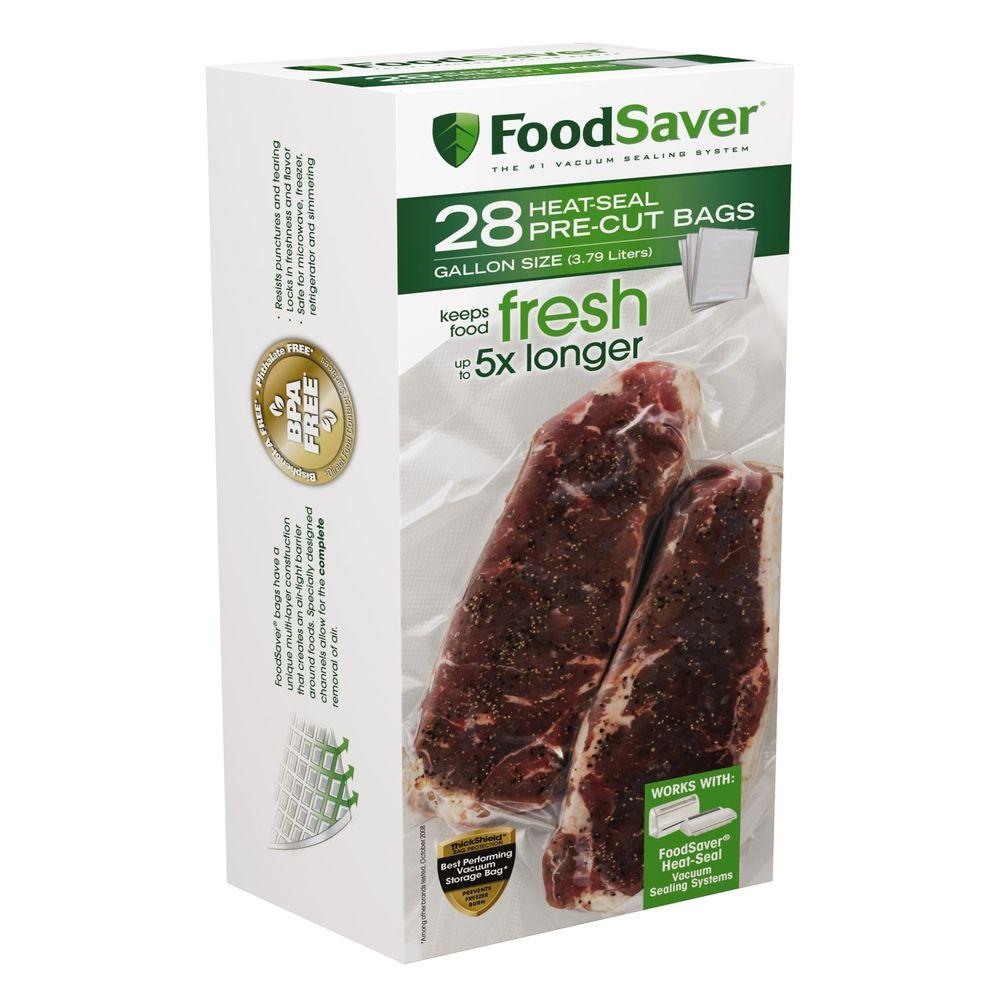 FoodSaver Vacuum Sealer Bag (Set of 28)