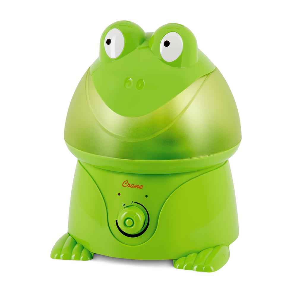 1 Gal. Cool Mist Humidifier in Frog