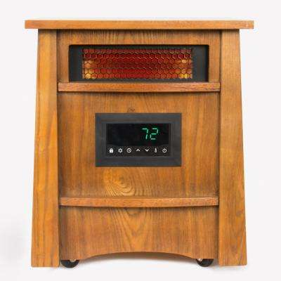 Furniture Style 8-Element Infrared Heater