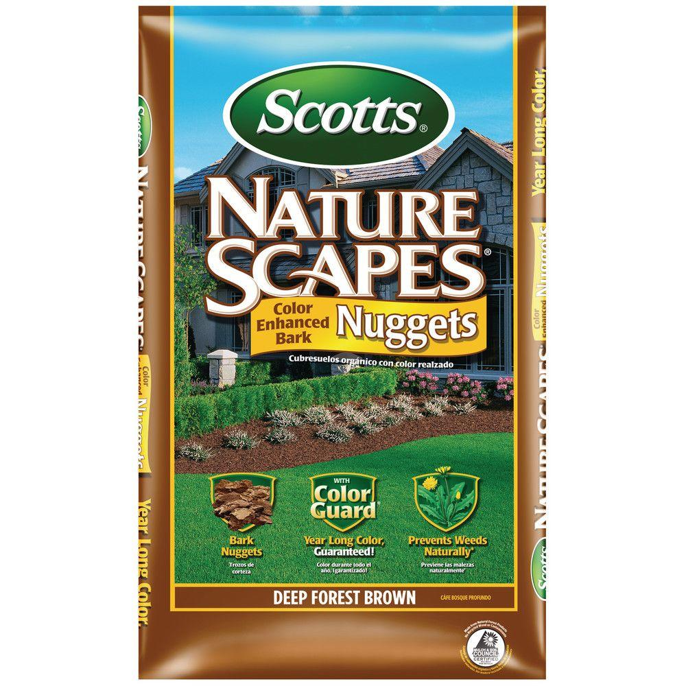 Scotts Nature Scapes 2 cu. ft. Brown Nuggets