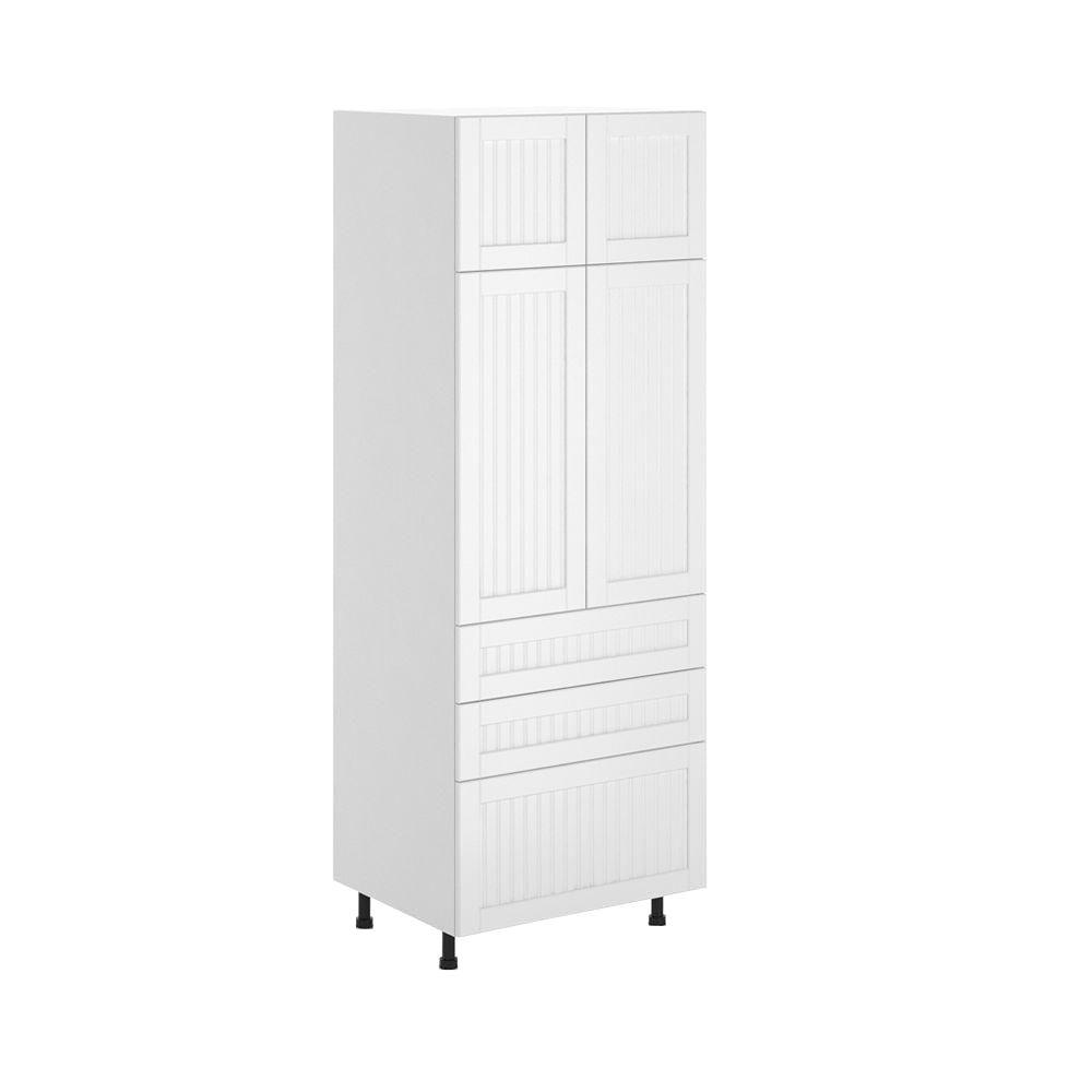 Odessa Ready to Assemble 30 x 83.5 x 24.5 in. Pantry/Utility