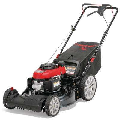 XP 21 in. 160cc Honda Gas 3-in-1 High Rear Wheel FWD Self Propelled Walk Behind Lawn Mower with TriAction Cutting System