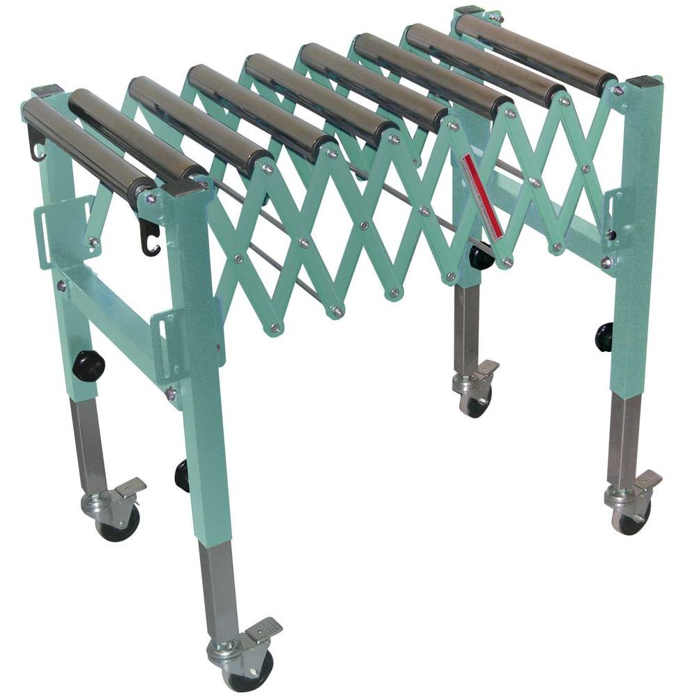 General International Flexible Expandable Roller Stand
