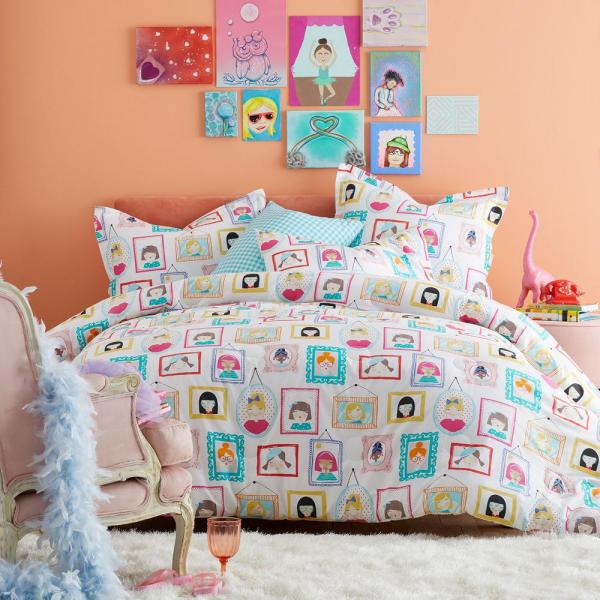 Company Kids by The Company Store Picture Perfect Cotton Percale Full/Queen