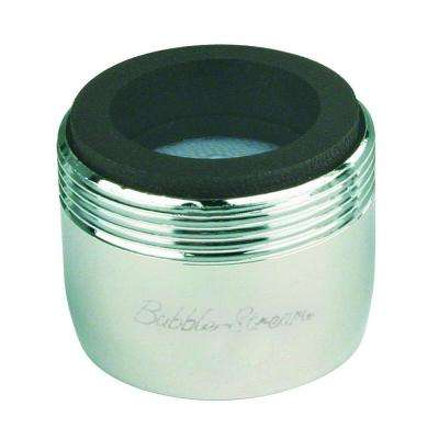 1.8 GPM Dual-Thread PCA Water-Saving Faucet Aerator in Chrome