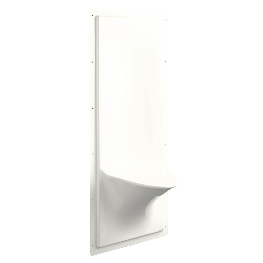 KOHLER Echelon Shower Seat in White