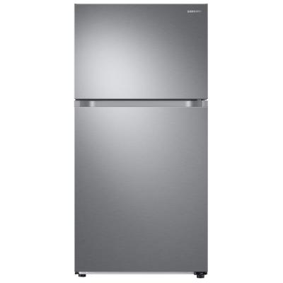 21.1 cu. ft. Top Freezer Refrigerator with FlexZone Freezer in Stainless, Energy Star