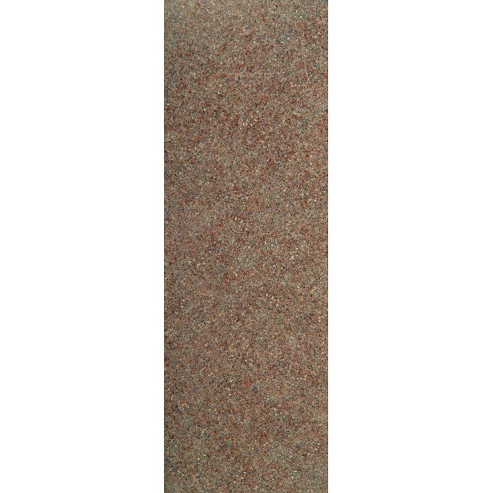 TrafficMASTER Commercial 12 in. x 36 in. Topstone Brown Vinyl Flooring (24 sq. ft. / case)