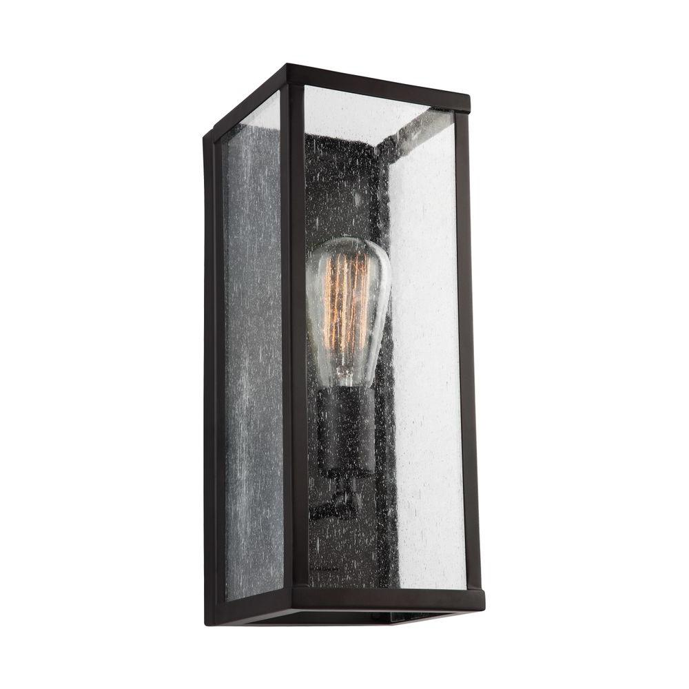 Harrow 1-Light Oil Rubbed Bronze Pendant