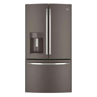 25.8 cu. ft. French Door Refrigerator in Slate