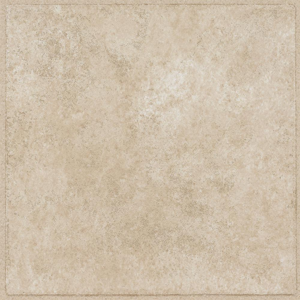 Overlook II Sandstone 12 in. x 12 in. Residential Peel and