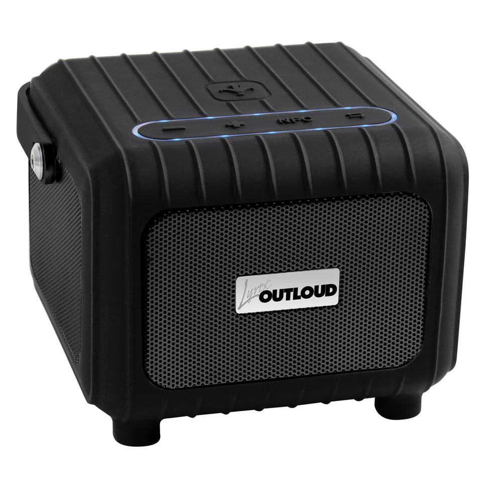 Lyrix Outloud The Ultimate Bluetooth Outdoor Party