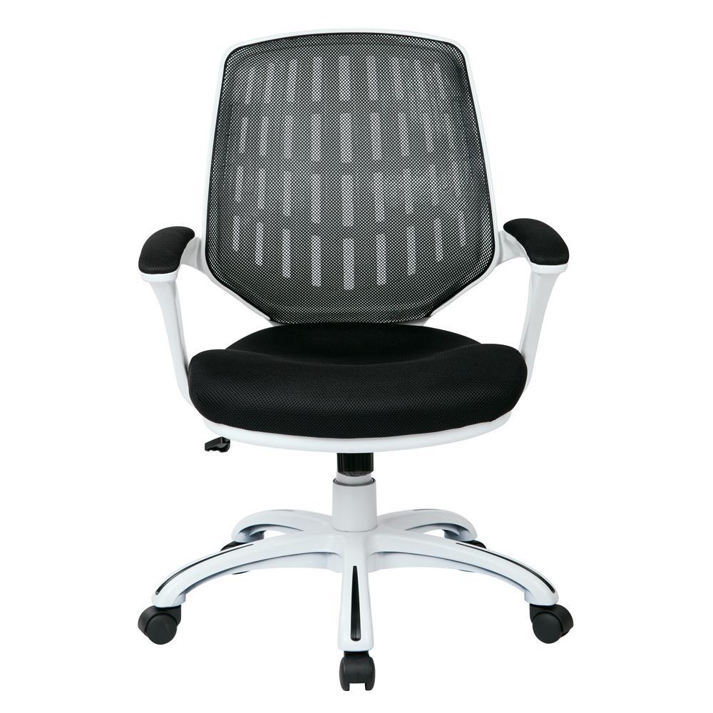 Calvin Black Office Chair