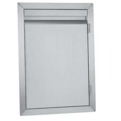 19 in. Barbecue Single Door