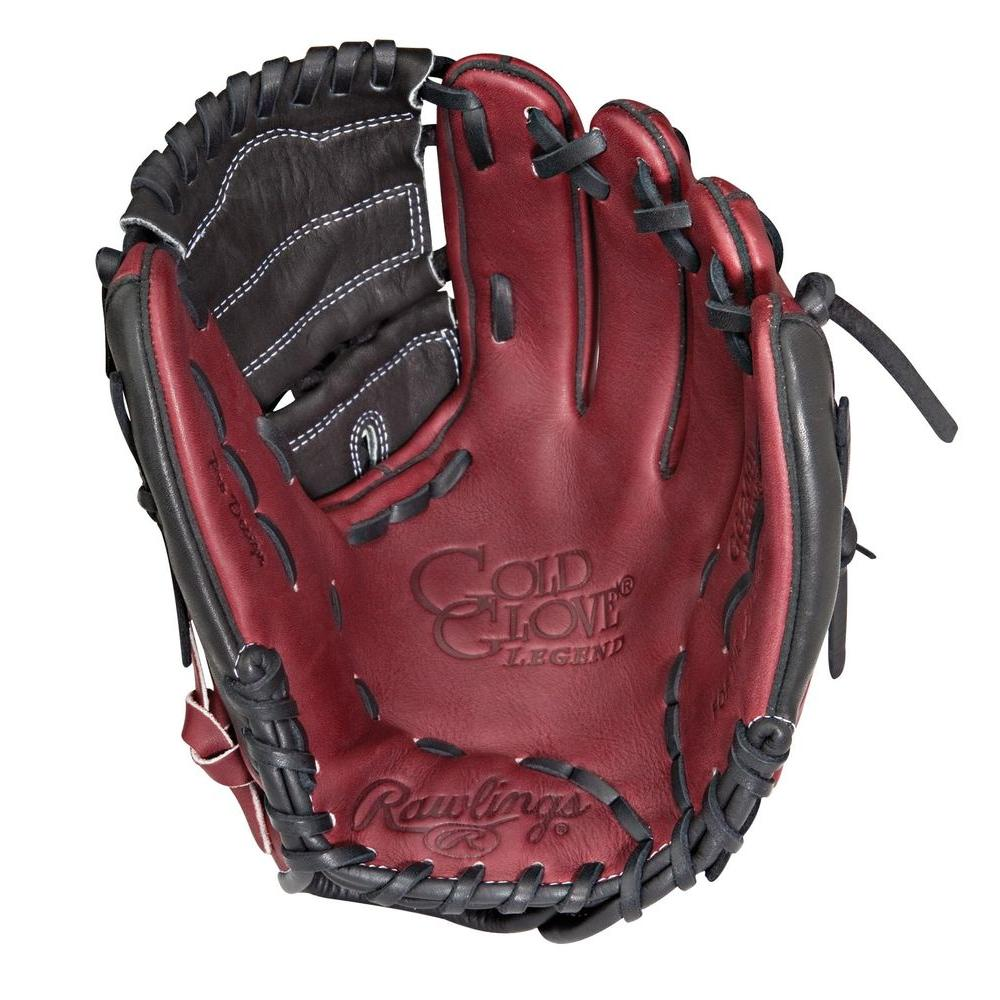 null 11.5 in. Baseball Glove Gold Legend-DISCONTINUED