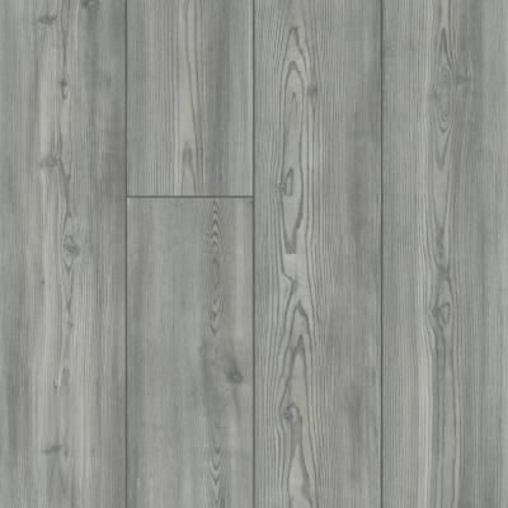Take Home Sample - Sydney Fog Resilient Vinyl Plank Flooring - 5 in. x 7 in.