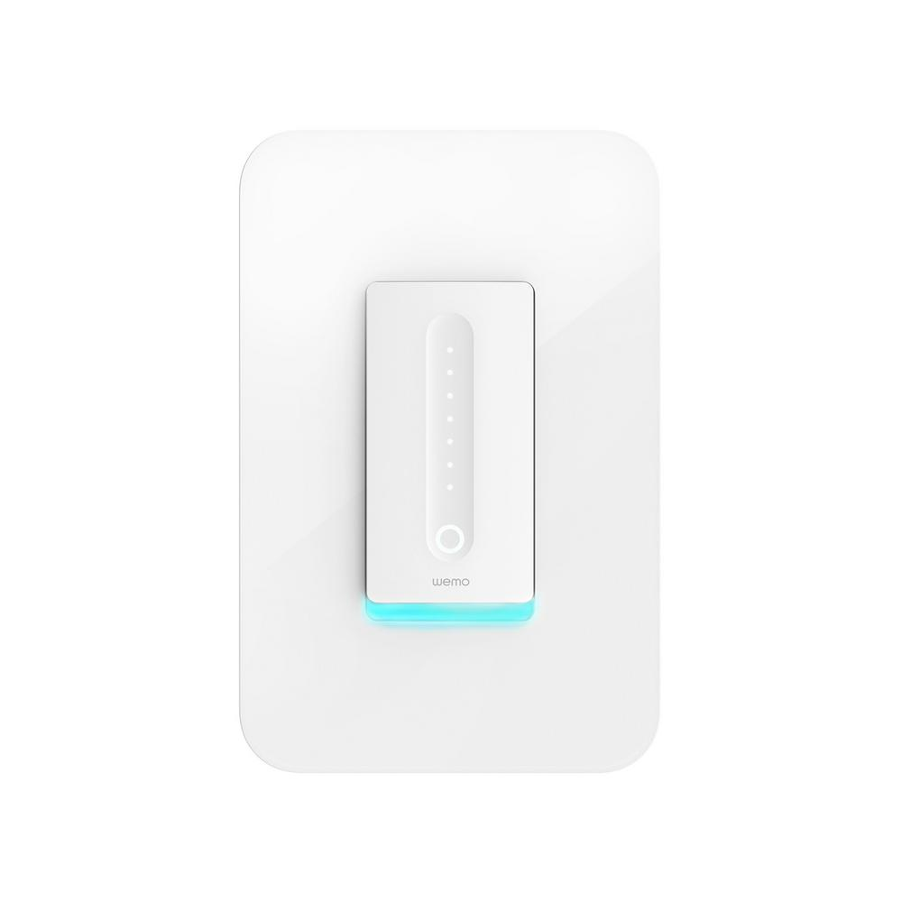 WeMo Dimmer Light Switch-F7C059 - The Home Depot