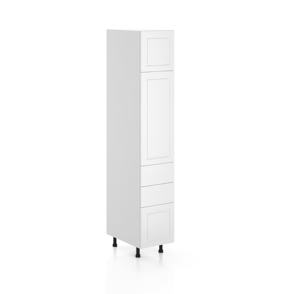Lausanne Ready to Assemble 15 x 83.5 x 24.5 in. Pantry/Utility