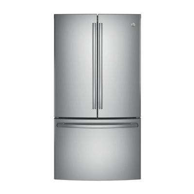 28.7 cu. ft. French Door Refrigerator in Stainless Steel