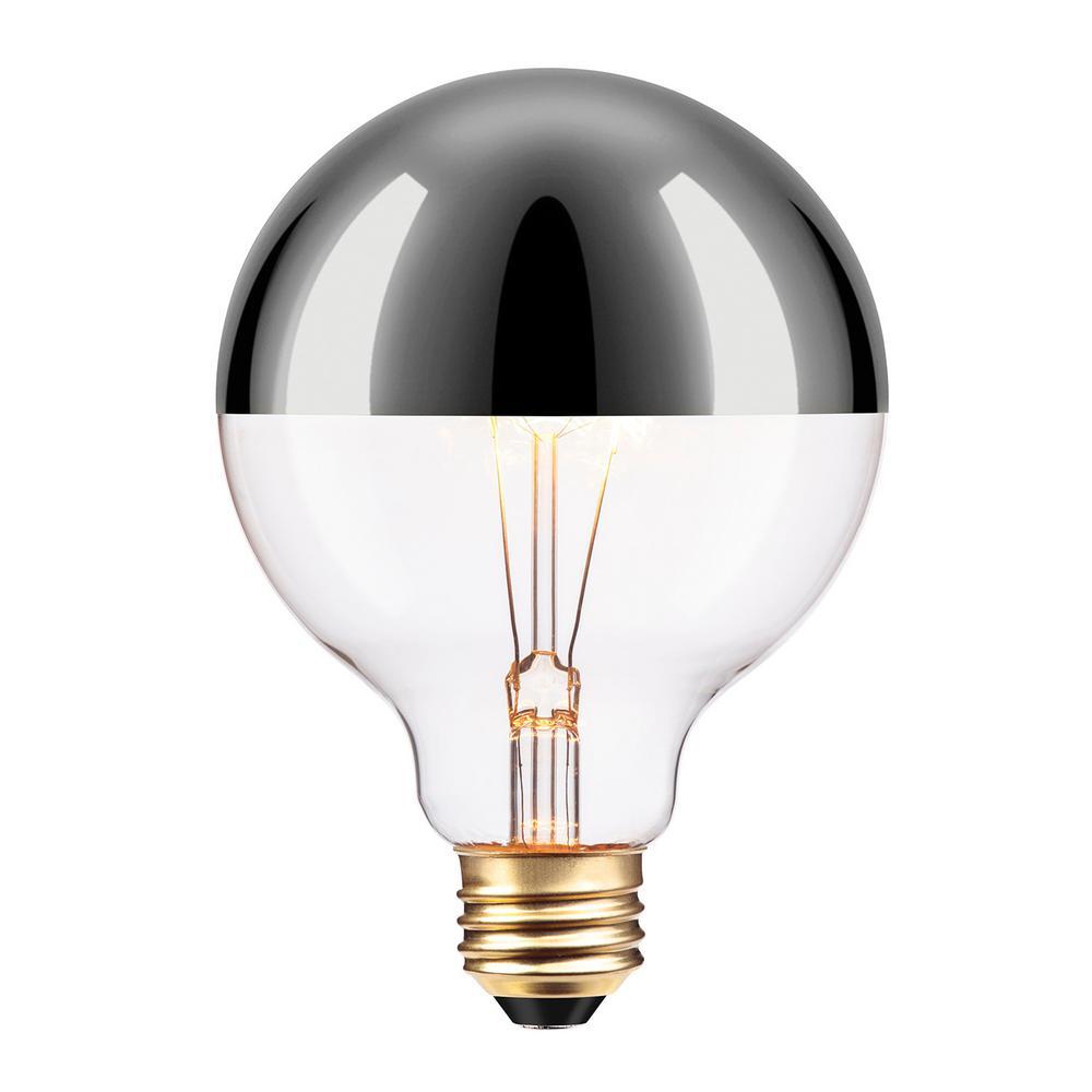 40-Watt G25 Incandescent Light Bulb