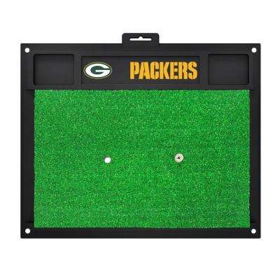 NFL Green Bay Packers 17 in. x 20 in. Golf Hitting Mat