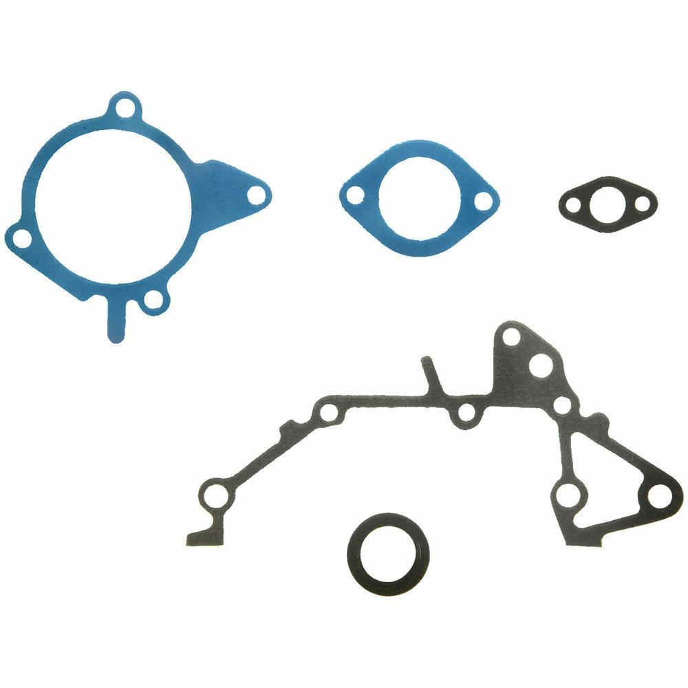 Fel-Pro TCS 45722 Engine Crankshaft Seal Kit