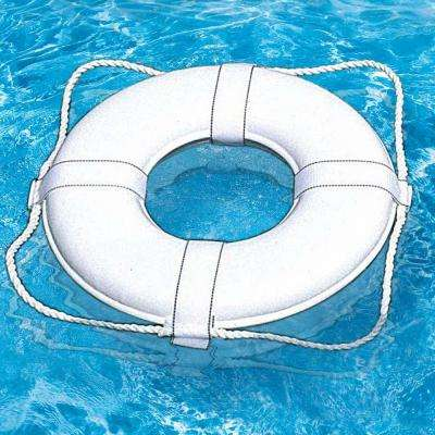19 in. US Coast Guard Approved Buoy