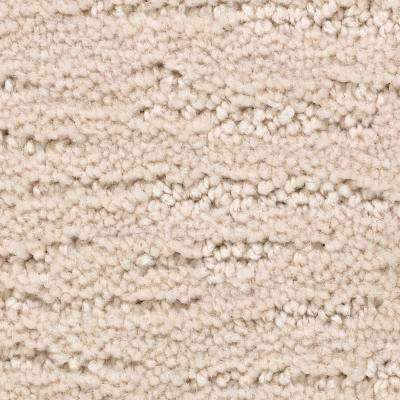 Carpet Sample - Enchantment - Color Halo Pattern 8 in. x 8 in.