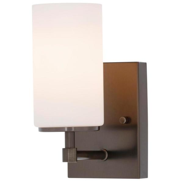 Alturas 4.375 in. Brushed Oil Rubbed Bronze Sconce