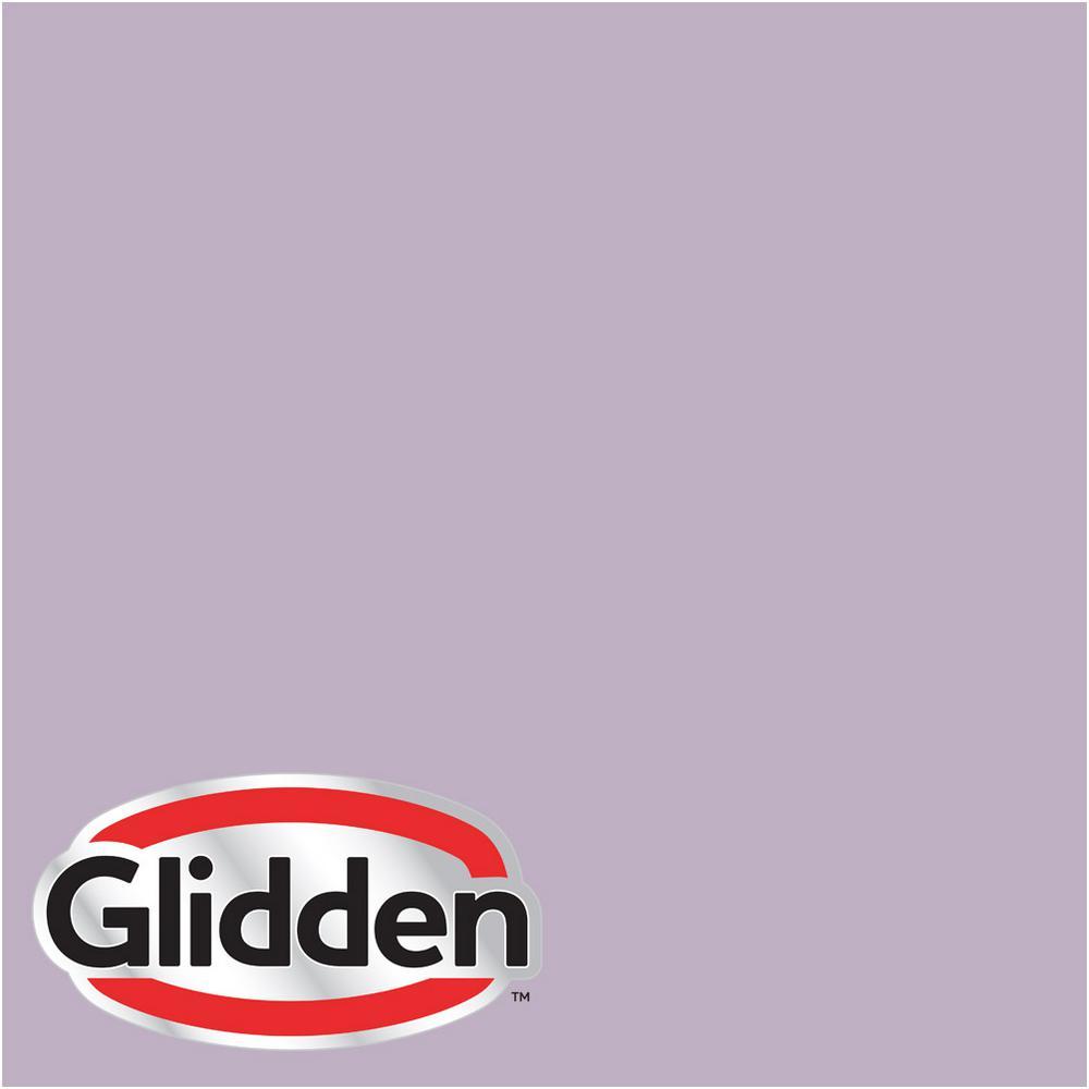 Glidden Premium 1 Gal Hdgv58d Northern Light Purple Semi Gloss Interior Paint With Primer Hdgv58dp 01sn The Home Depot
