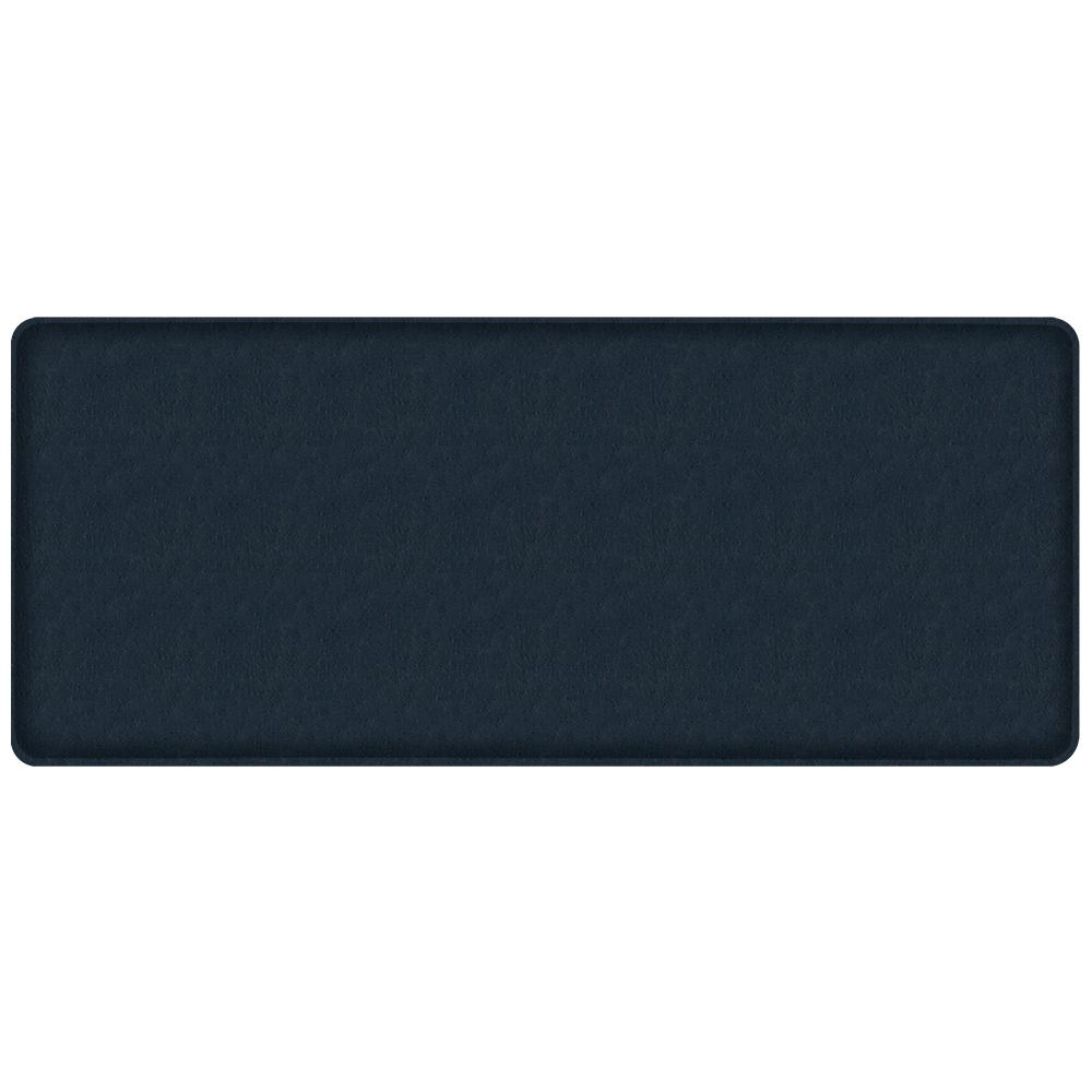 Gelpro Classic Quill Atlantic Blue 20 In X 48 In Comfort Kitchen Mat