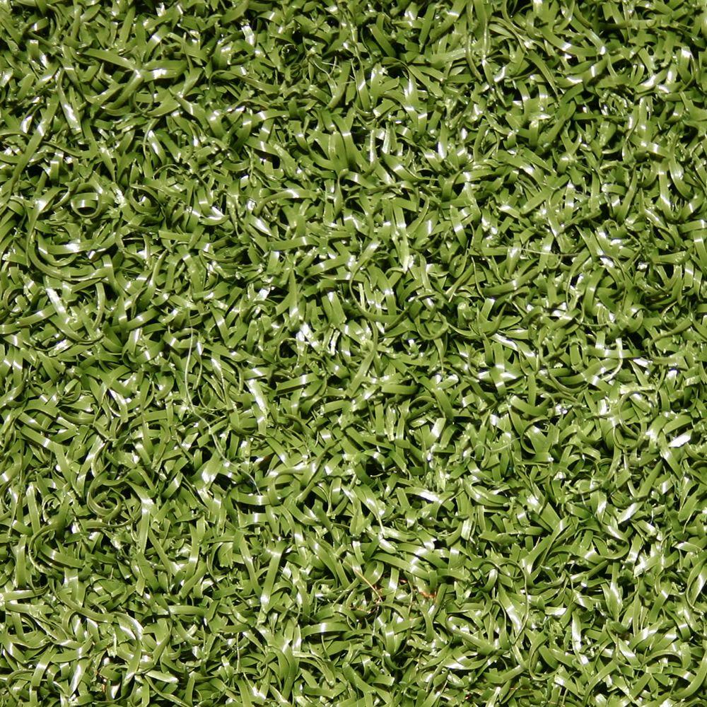 RealGrass Putting Green Artificial Synthetic Lawn Turf Grass pre-cut roll size 7 ft. x 15 ft. (105 Sq.Ft.)-DISCONTINUED